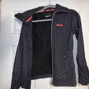 Never worn Bench rain jacket